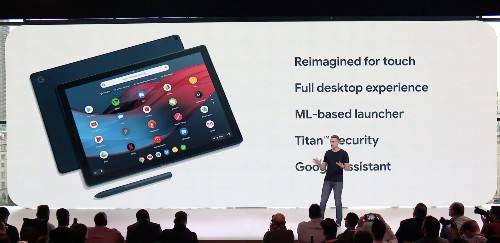 Google says it's not making any more tablets