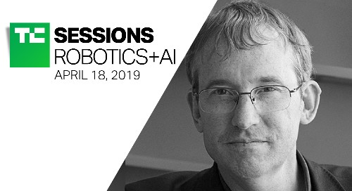Colin Angle will be speaking at TC Sessions: Robotics + AI April 18 at UC Berkeley