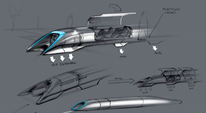 Elon Musk Will Build A Hyperloop Track For Ultra-High Speed Transport Tests