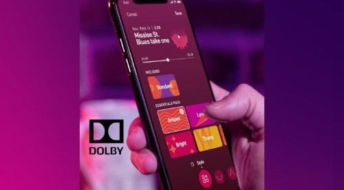 "Dolby quietly preps augmented audio recorder app ""234″"