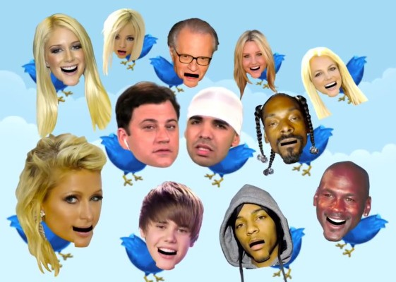"""Twitter's New """"Verified"""" Filter Lets Celebs Hob-Nob In Peace"""