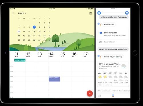 Google Assistant arrives on iPad