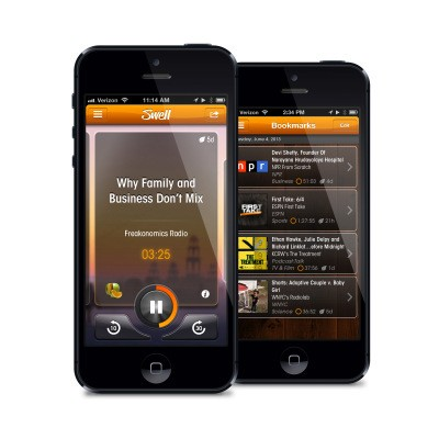 Swell Launches A Personalized App For News Radio Listening