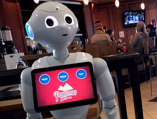SoftBank makes it easier to customize Pepper the robot's greeting skills