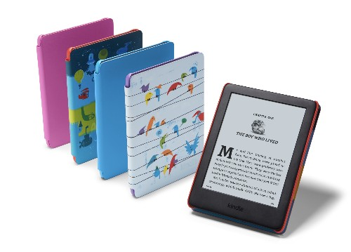 Amazon introduces a Kindle for kids