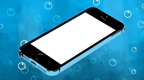 Apple, If Samsung And Sony Can Make A Waterproof Phone, So Can You