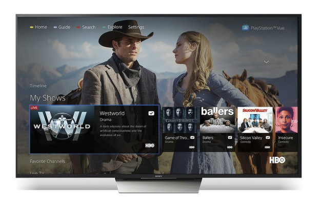 PlayStation Vue brings its streaming TV service to Android TV, and soon, Mac & Windows