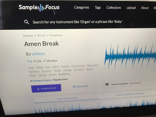 Sample Focus lets you create block-rocking beats with DRM-free samples – TechCrunch