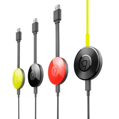 Google Announces Chromecast 2 And Chromecast Audio To Bring Intelligence To Your Living Room