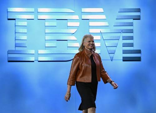 Arvind Krishna will replace Ginni Rometty as IBM CEO in April
