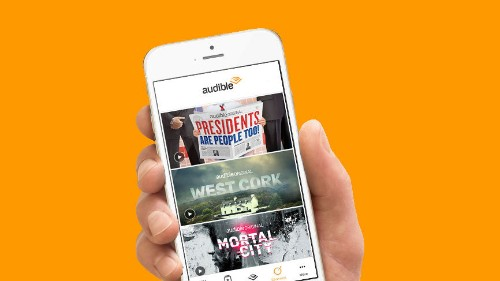 Amazon's Audible expands its original programming with new comedy series