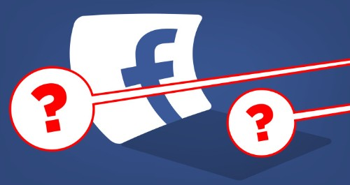 Dodged questions from Facebook's press call on misinformation