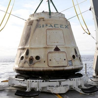 SpaceX recovers Dragon capsule loaded with science and research from the ISS