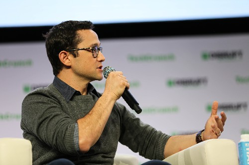 Actor and HitRecord founder Joseph Gordon-Levitt says we should all get off YouTube