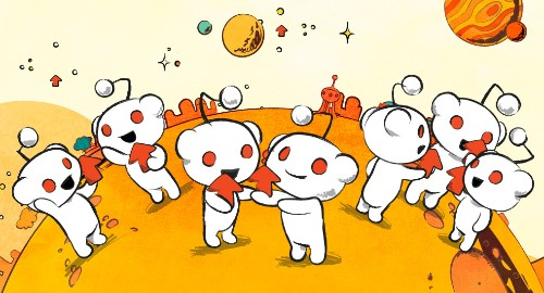Reddit is raising a huge round near a $3 billion valuation