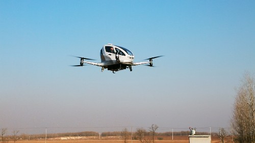 In addition to urban air mobility, why not rural air mobility?