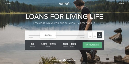 When It Comes To Lending, Earnest Gives Credit Where It's Due