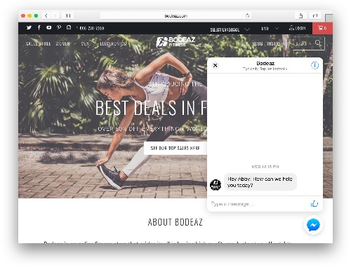 Facebook introduces a Messenger plugin for business websites
