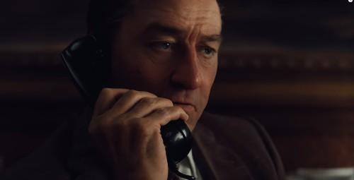 Netflix's 'The Irishman' gets its first trailer starring a digitally de-aged De Niro