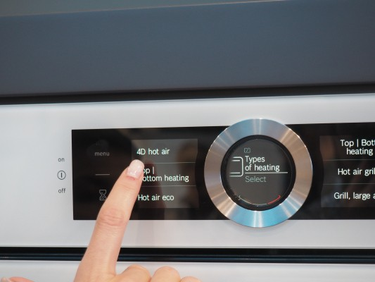Drop partners with Bosch to let users monitor their oven remotely