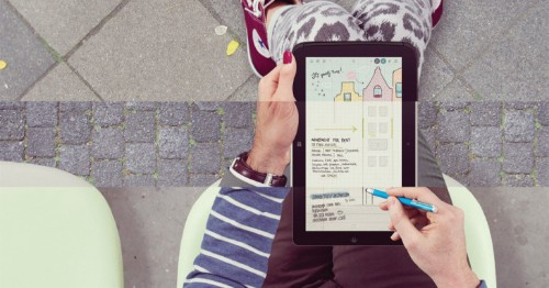 Wacom Launches Bamboo Paper On Android, Windows 8 And Kindle Fire