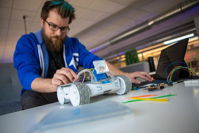 Sphero hits Kickstarter with new RVR robotics platform