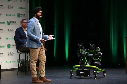Check out all the demos from TC Sessions: Robotics + AI
