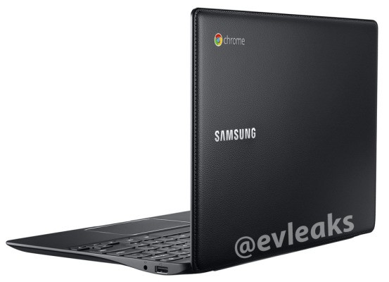 Samsung's New Chromebook Apparently Getting The Leather Look Of Galaxy Devices