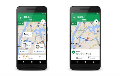 Google Maps Now Lets You Add A Stop Along Your Route, Check Gas Prices