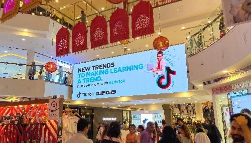 TikTok makes education push in India