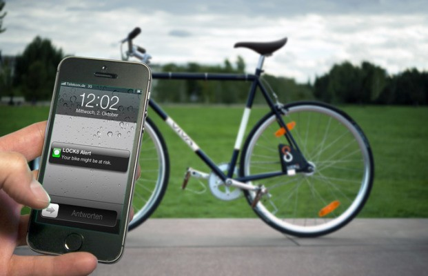 Lock8 Smart Bike Lock Surpasses Funding Goal