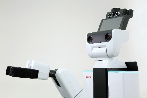 Toyota partners with AI startup Preferred Networks on building helper robots for humans