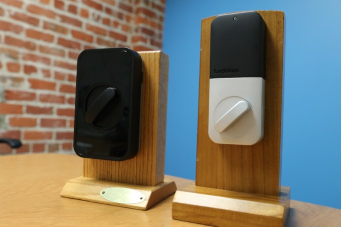 Lockitron Announces The $99 Bolt, A Deadbolt You Can Unlock With Your Phone