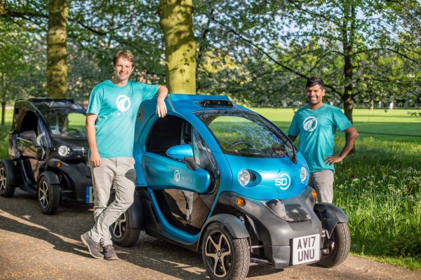 This UK startup thinks it can win the self-driving car race with better machine learning
