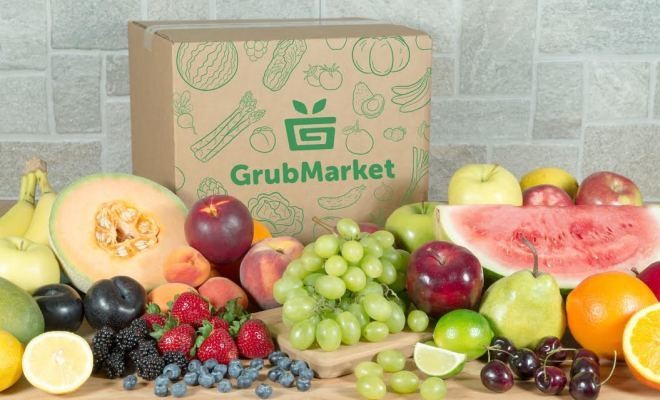 Online grocery GrubMarket breaks even, and wants to go public in 2018