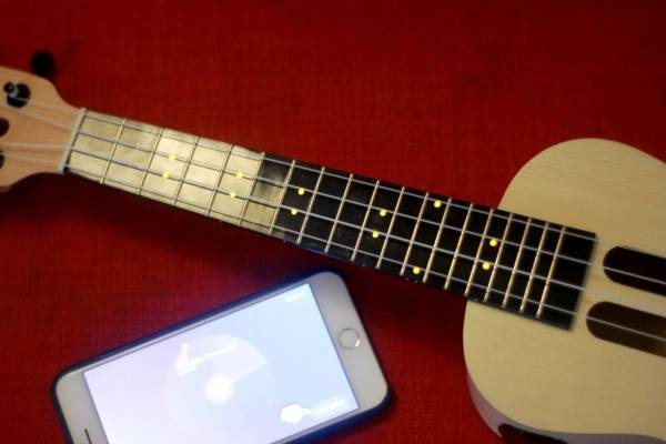"The Populele makes it fun/easy to learn the ""devil's guitar"""