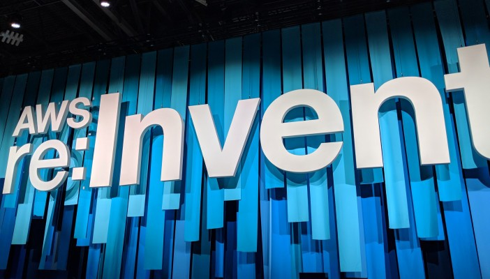 AWS Re:Invent 2019 - cover