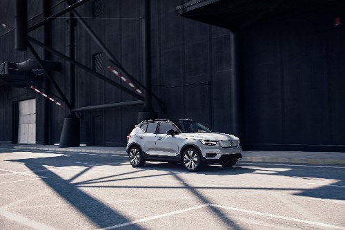 Every angle of Volvo's first electric vehicle, the XC40 Recharge