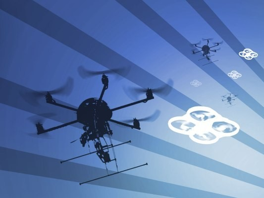 DARPA wants new ideas for autonomous drone swarms