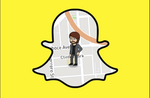 Snapchat launches less creepy Send and Request Location features