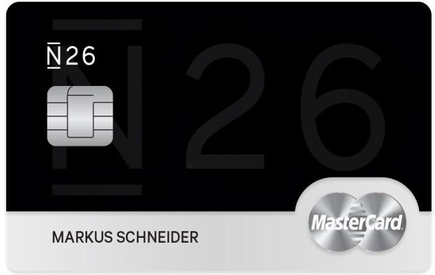 N26 announces a premium Black card with Allianz travel insurance
