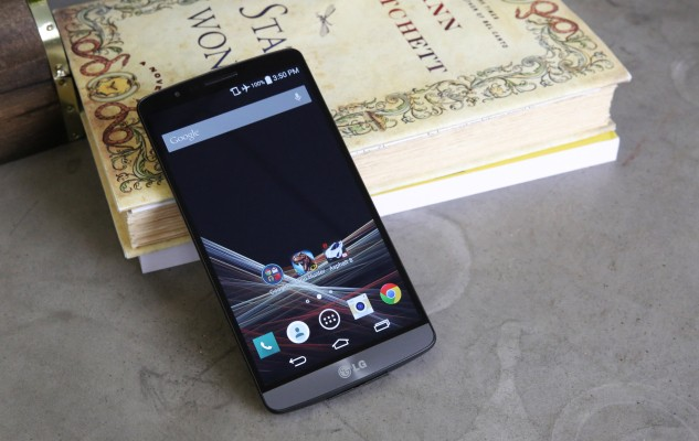 LG G3 Review: Ultra-thin Bezels And A Quad HD Display Brings A New King