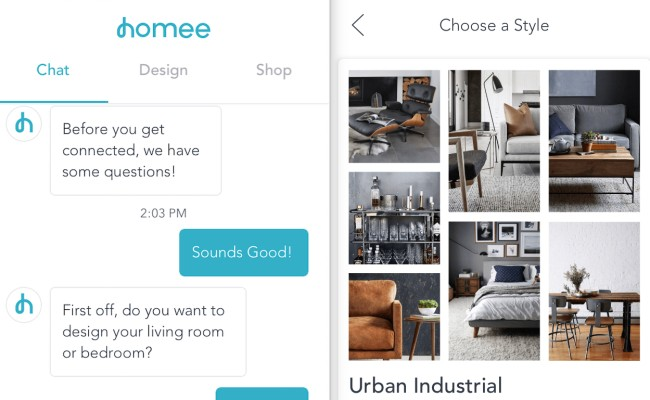 Homee raises $5M from Founders Fund and Tinder CEO to help you furnish your place