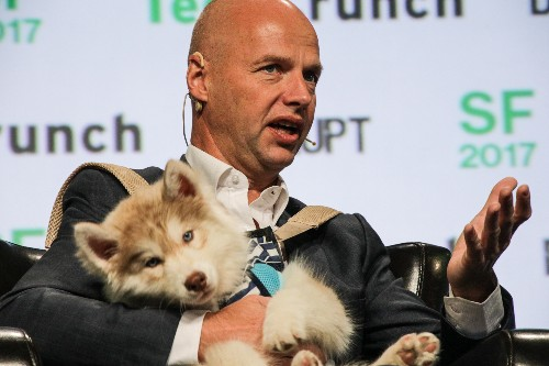 Let's talk about Sebastian Thrun's puppy