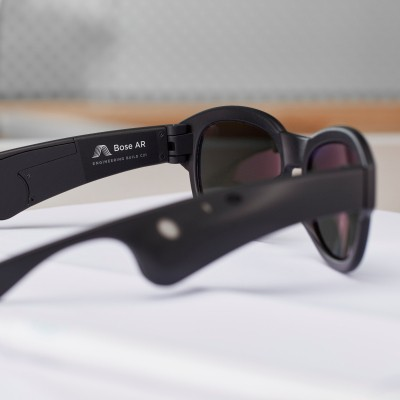 Bose is carving out $50 million for startups using its new audio-focused AR tech