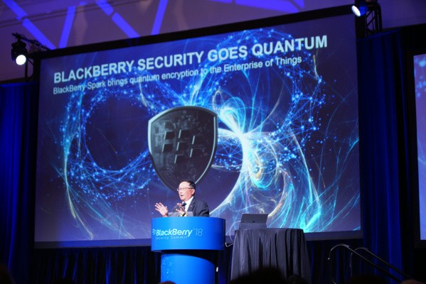 BlackBerry races ahead of security curve with quantum-resistant solution