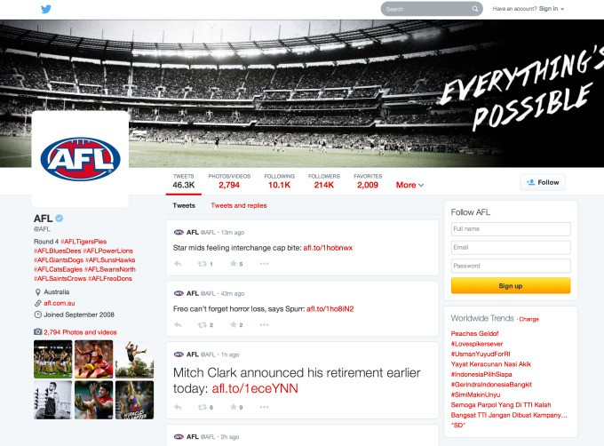 Twitter Begins Wide Launch Of New Profile Design, Featuring Best And Pinned Tweets