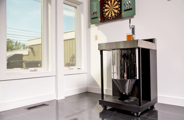 Whirlpool crowdfunds a beer maker