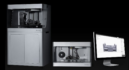 The Markforged Mark X lets you teleport precision custom parts from designer to printer