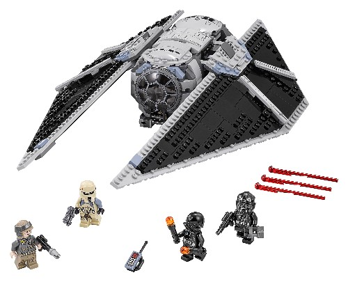 Lego reveals its official 'Rogue One: A Star Wars Story' sets